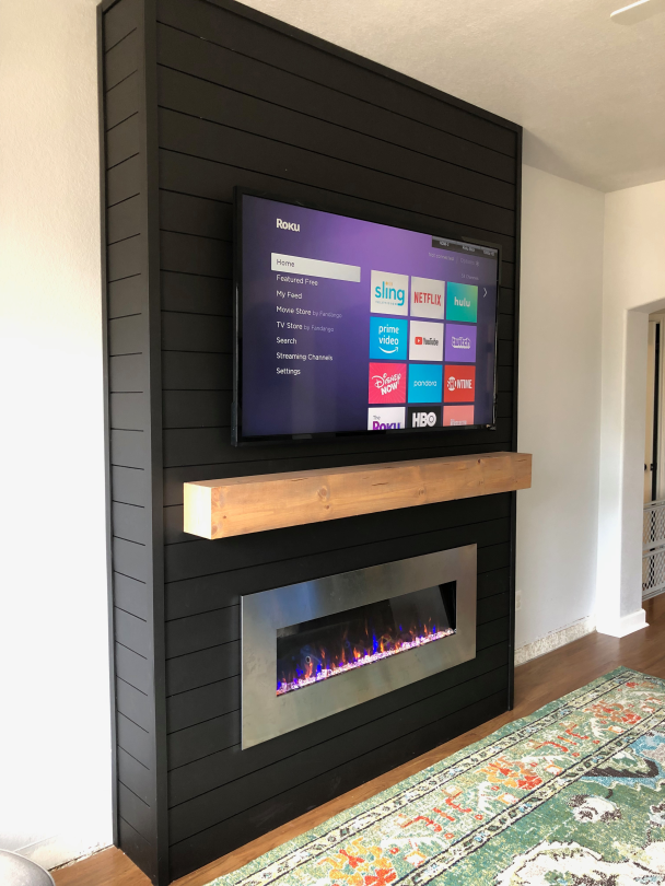 Amazing Diy Electric Fireplace Build Beutiful Home Inspiration Truamahrainfo